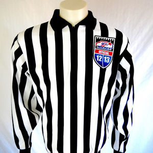 USA Hockey Jersey Referee
